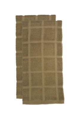 Ritz Kitchen Wears Egyptian Cotton Collection 2-Piece Solid Towel Set, Mocha Ritz http://www.amazon.com/dp/B00D41ZZOS/ref=cm_sw_r_pi_dp_JFAQtb0EHP818CBP
