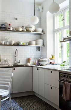 Kitchen detail by Camilla Krishnaswamy of Agent Bauer