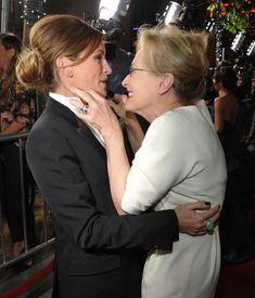 Julia Roberts y Meryl Streep, un duelo de complicidad que camina con paso firme hacia los Oscar