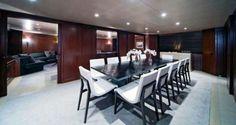 bono The Cyan yacht | Yacht Cyan sala