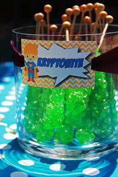 Rock candy Kryptonite