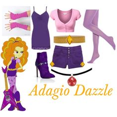 """Adagio Dazzle"" by natalie-litchfield-shaw on Polyvore"
