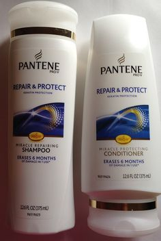 Pantene Pro-V Repair and Protect Keratin Protection Shampoo and Conditioner Set (12.6 oz. each) *** Find out more about the great product at the image link.