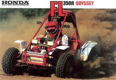 Honda FL350R Odyssey