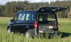 Modular Campervan Systems for Volkswagen T5 & T6 Multivans