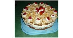 Erdbeer-Mascarpone-Torte, ein Rezept der Kategorie Backen süß. Mehr Thermomix ® Rezepte auf www.rezeptwelt.de Tiramisu, Ethnic Recipes, Desserts, Food, Dessert Ideas, Thermomix, Pies, Food Food, Bakken