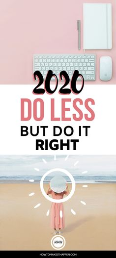 Year Do Less But Do It Right ! 26 Ideas For A Better Life NEW YEAR, new beginnings! Change your life in 2020 with 26 habits to choose from. Find inspiration, change your mindset and change your life for the bett San Valentin Ideas, 90 Day Challenge, Change Your Mindset, Attitude Of Gratitude, Do It Right, Journaling, Nouvel An, New Year 2020, Feeling Happy