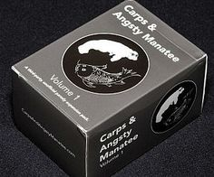 Carps And Angsty Manatee Card Game