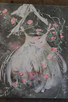 Hey, I found this really awesome Etsy listing at https://www.etsy.com/listing/176361112/original-tutu-abstract-pink-roses