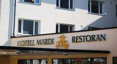 Mardi Hotel Kuressaare The completely refurbished Hotel Mardi offers reasonably priced rooms in the heart of Kuressaare.  There is a wireless LAN access in the rooms and have access to a common kitchen which is equipped with an oven, a refrigerator and a kettle.