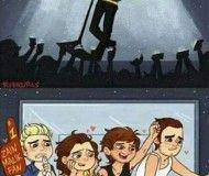 Los MEJORES FAN ART de la RENUNCIA de Zayn Malik a One Direction!!