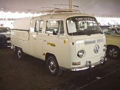 1968 VW Double Cab  -- Mine is with the restorer!