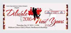 Dilwale 2016 New Years Eve | Buy tickets online on Kyazoonga