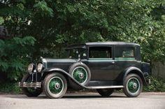 ✤ 1929 Buick Six 2-Dr. Sedan