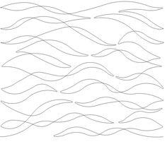pikowanie - wzór