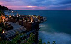 Rock Bar in Kuta, Bali