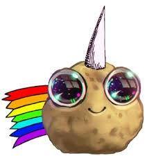 51 Best Unitato Images Unicorn Unicorns Potato