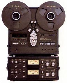 Technics RS-1800 (U-76) (around 1979) More