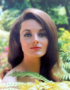 "This photo was from 1965, Celeste Yarnall, who played Yeoman Martha Landon in Star Trek: The Original Series, episode ""The Apple"" (Season 2 Episode 9)"