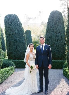 One Couple's Early Fall Wedding at a California Vineyard : Brides