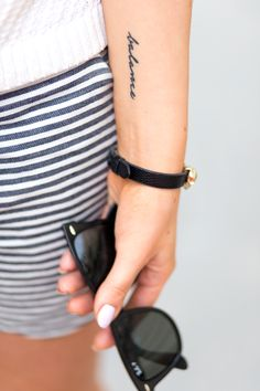 tattoo & sunglasses