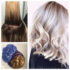 TRANSFORMATION: More Than A Touch Up - Career - Modern Salon