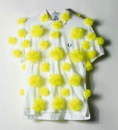 polo pompons Fred Perry