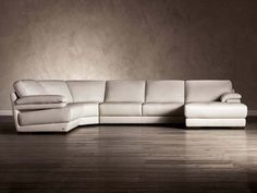 natuzzi sectional leather sofa
