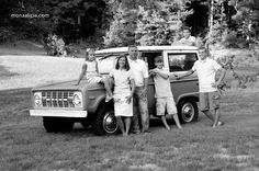 Classic cars & family!