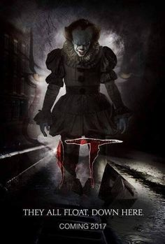 IT x Andrés Muschietti (Movie Poster)