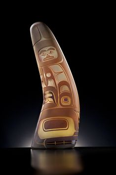 Preston Singletary (Seattle) received a 2009 GAP for research expenses on Tlingit culture to enhance his art and provide a deeper cultural context in which to work. Description from pinterest.com. I searched for this on bing.com/images