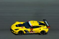Corvette Racing C7.R at Daytona 2014