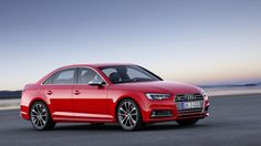 2016 #Audi #S4 announced in #Frankfurt with new V6 3.0 TFSI engine rated at 354 PS