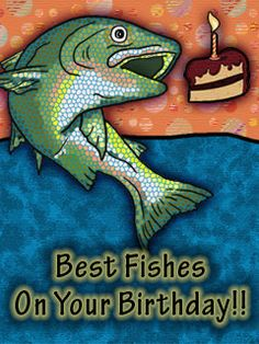 6d96fad1c0edcc1c72bd60ae9388db51 birthday humorous birthday memes fish birthday happy birthday pinterest fish, birthdays and