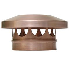 Copper Plumbing Vent Cap - 2' ** Check out the image by visiting the link.