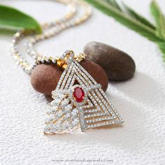 Diamond Pendant Design, Designer Diamond Pendant Designs.