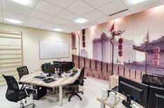 # Nowoczesny i #oryginalny #wystrój #biura!