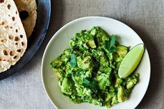 Roberto Santibañez' Classic Guacamole recipe on Food52