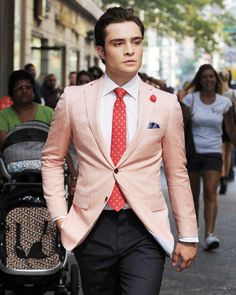 Love me some Chuck Bass....