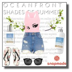 """""""Snapmade 2"""" by dinna-mehic ❤ liked on Polyvore featuring River Island, philosophy, Prada, vintage and snapmade"""