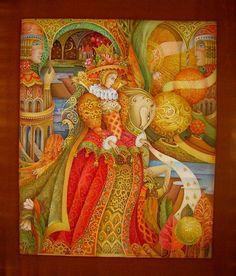 fairy tale treasure by Lyubov Toscheva - Viola.bz