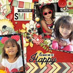 Layout using {You Make Me Happy} Digital Scrapbook Collection by Ooh La La Scrapsavailable at Gingerscraps http://store.gingerscraps.net/You-Make-Me-Happy-Digital-Scrapbook-Collection.html and Gotta Pixel http://www.gottapixel.net/store/product.php?productid=10018281&cat=&page=1 #digiscrap #digitalscrapbooking #justsoscrappy #youmakemehappy