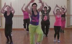 Bouger en musique : vidéo Latin Dance Fitness Class