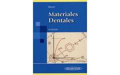 Materiales dentales [Recurso electrónico] / Ricardo Luis Macchi ; [colaboradores, Pablo Fernando Abate... (et al.)]. Médica Panamericana, 2007 ------------------------------Bibliografía recomendada: MATERIAIS ODONTOLÓXICOS, Grao de Odontoloxía, 2º
