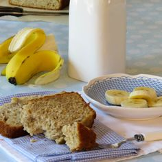 True banana flavor, NOT gummy or soggy, pleasantly moist, no big chunks of banana, slices perfectly and keeps at room temp for about a week! Plus, it's #glutenfree #dairyfree and delish! The BEST Banana Bread ever!