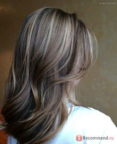 Super Hair Grey Highlights Natural Colors Ideas - All About Hairstyles Grey Brown Hair, Silver Grey Hair, Brown Blonde Hair, Brown Hair Colors, Dark Hair, Cool Tone Brown Hair, Long Gray Hair, Dark Brown, Frosted Hair