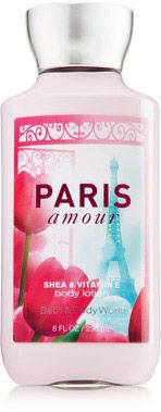 Paris Amour Body Lotion - Signature Collection - Bath & Body Works