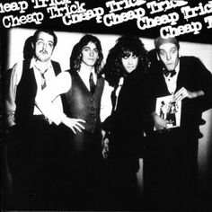 """Cheap Trick"" was the 1st studio album by CHEAP TRICK. It was released in February 1977. Happy 40th anniversary!"