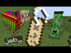 """jeb_"" for a rainbow sheep (which ch. Minecraft Seeds Xbox 360, Minecraft Cheats, Minecraft Secrets, Minecraft Videos, Minecraft Games, Minecraft Blueprints, Minecraft Designs, Minecraft Creations, Cool Minecraft Banners"