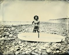 The Girl Project: JONI STERNBACH & Wet-Plate Collodion